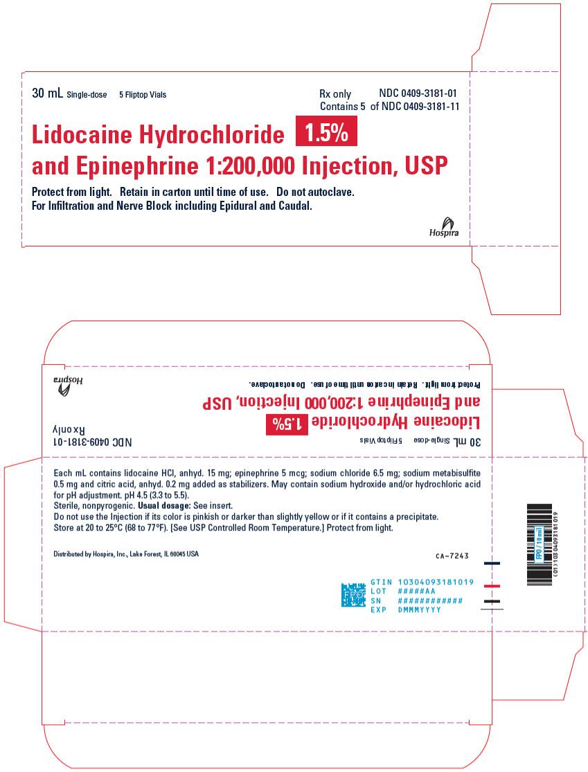 PRINCIPAL DISPLAY PANEL - 30 mL Vial Carton