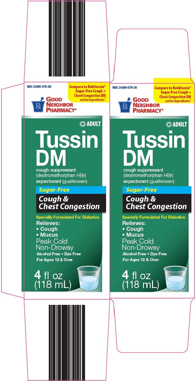 Good Neighbor Pharmacy Tussin DM image 1