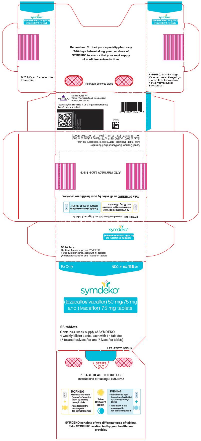 PRINCIPAL DISPLAY PANEL - Kit Carton - 113