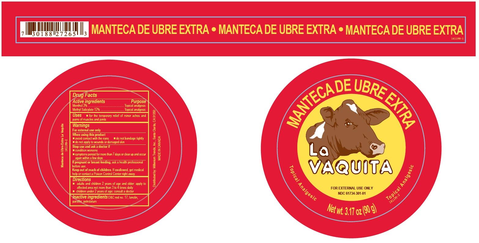 La Vaquita Extra 90g