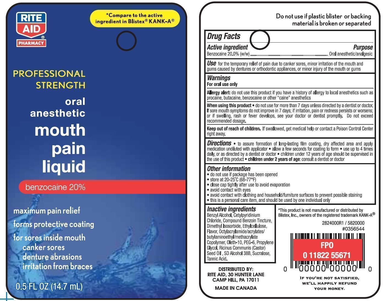 blister label