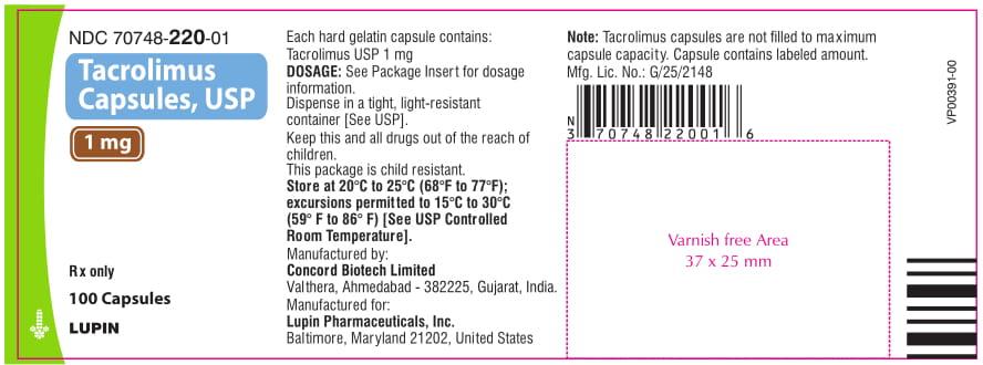 1 mg- 100s