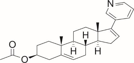 abiraterone-structure