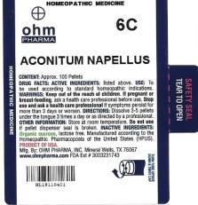 MD Tube Label