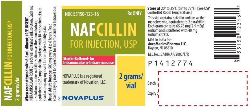 PACKAGE LABEL-PRINCIPAL DISPLAY PANEL - 2 g Vial Label
