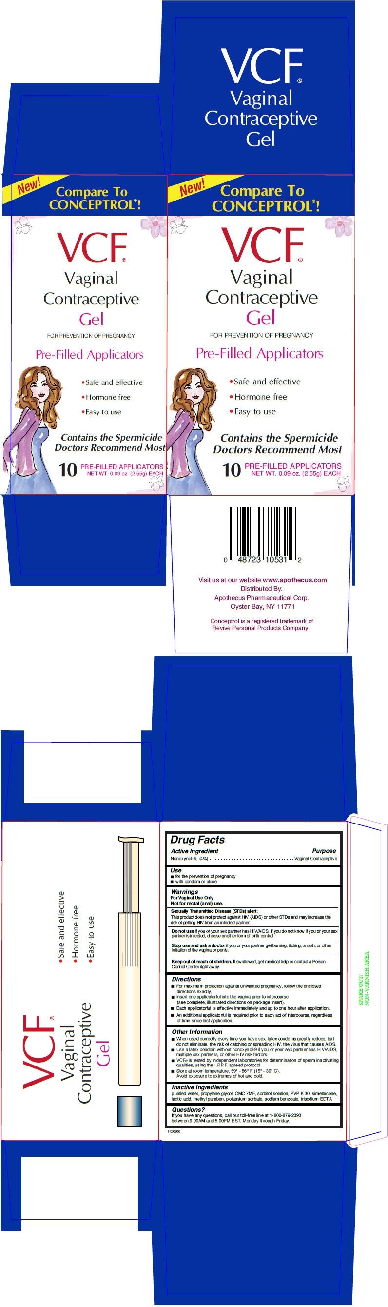 PRINCIPAL DISPLAY PANEL - 2.55 g Applicator Box