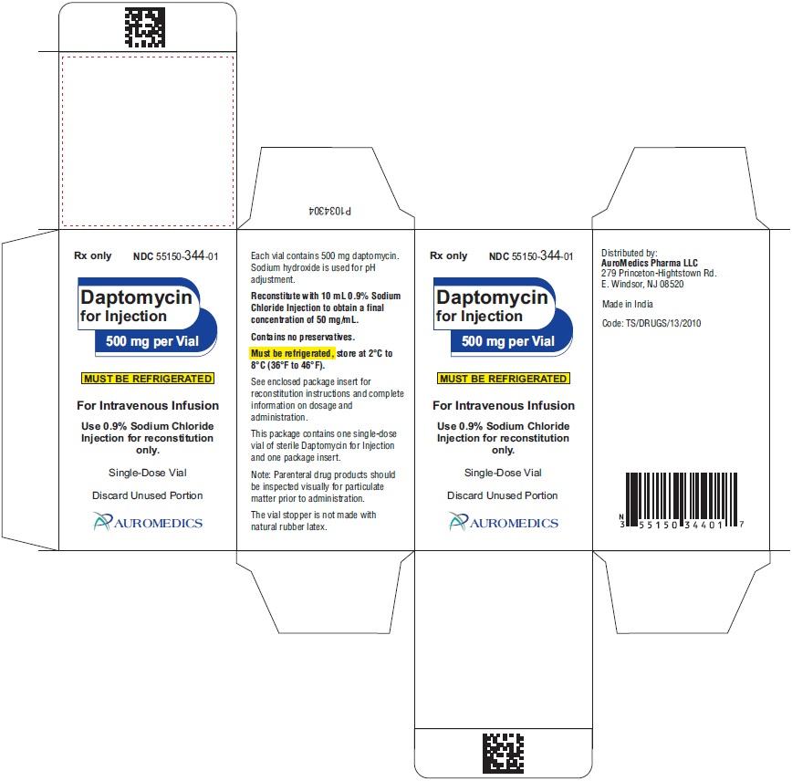 PACKAGE LABEL-PRINCIPAL DISPLAY PANEL-500 mg per Vial – Container-Carton Label