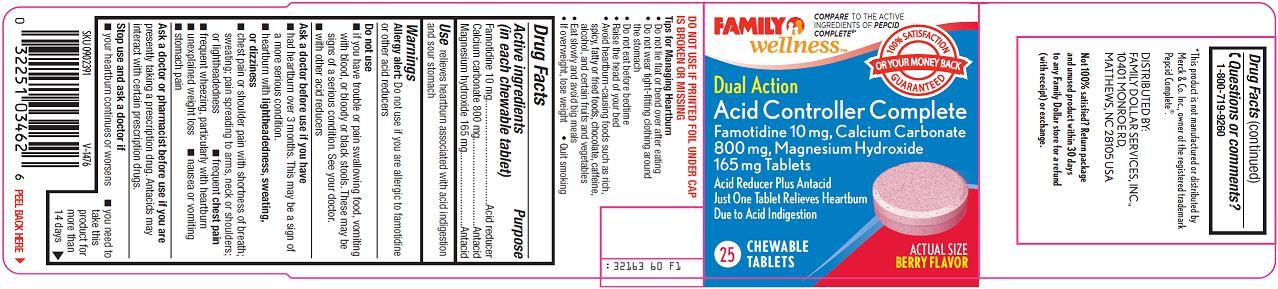Acid Controller Complete label Image 1