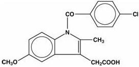 indomethacinstructure