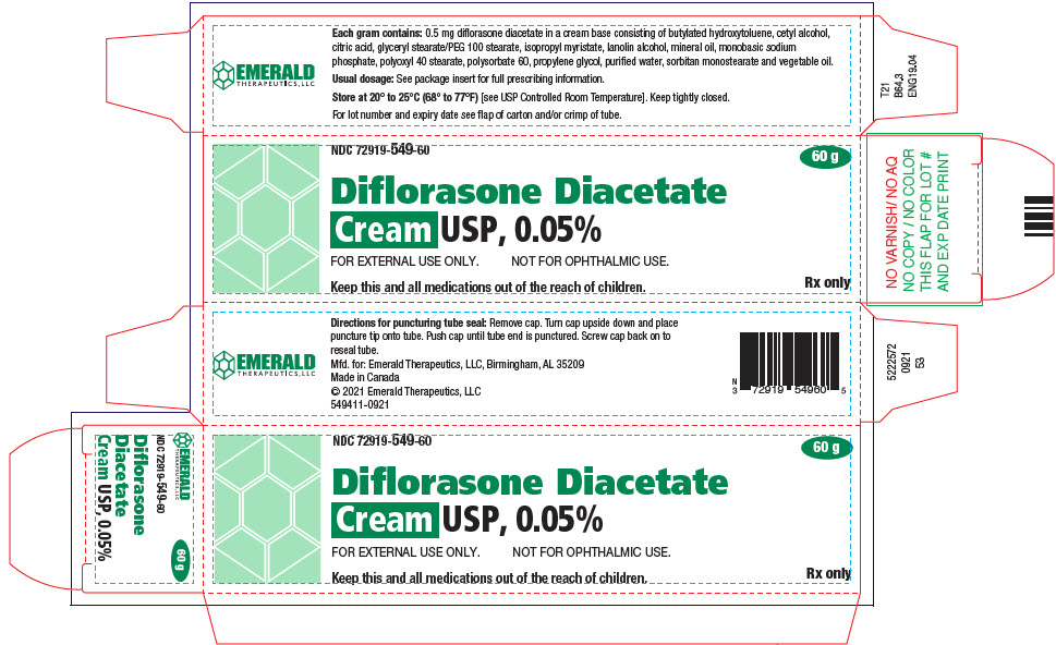 Chemical Structure - 60 g Tube Carton
