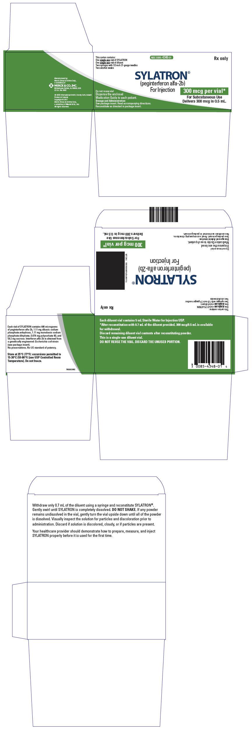 PRINCIPAL DISPLAY PANEL - Kit Carton - 300 mcg