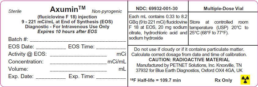 PRINCIPAL DISPLAY PANEL - 30 mL Multiple-Dose Vial Label