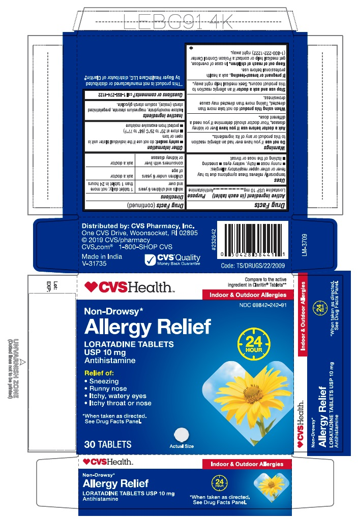 PACKAGE LABEL-PRINCIPAL DISPLAY PANEL - 10 mg Blister Carton (30 Tablets)