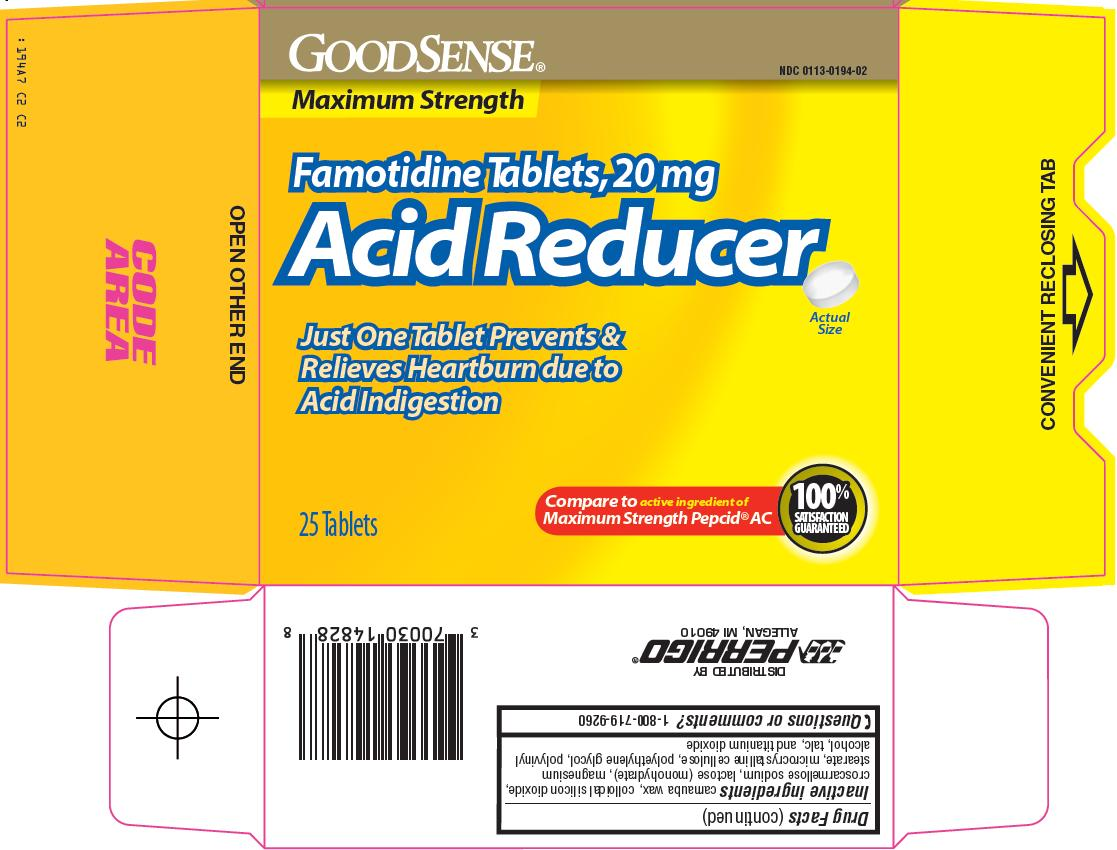 Acid Reducer Carton Image 1