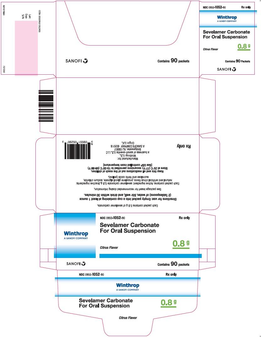 Principal Display Panel - 0.8 g Packet Box