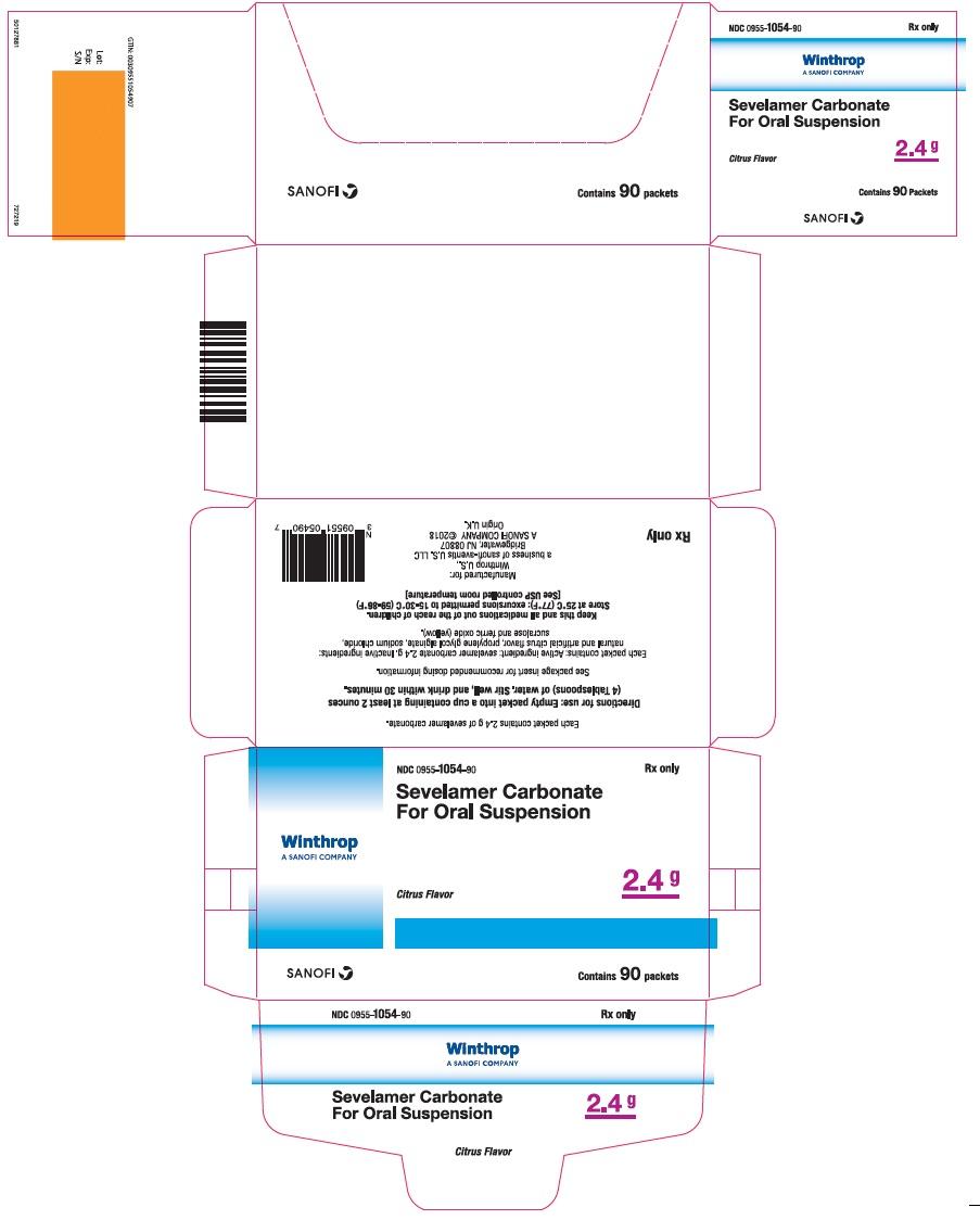Principal Display Panel - 2.4 g Packet Box