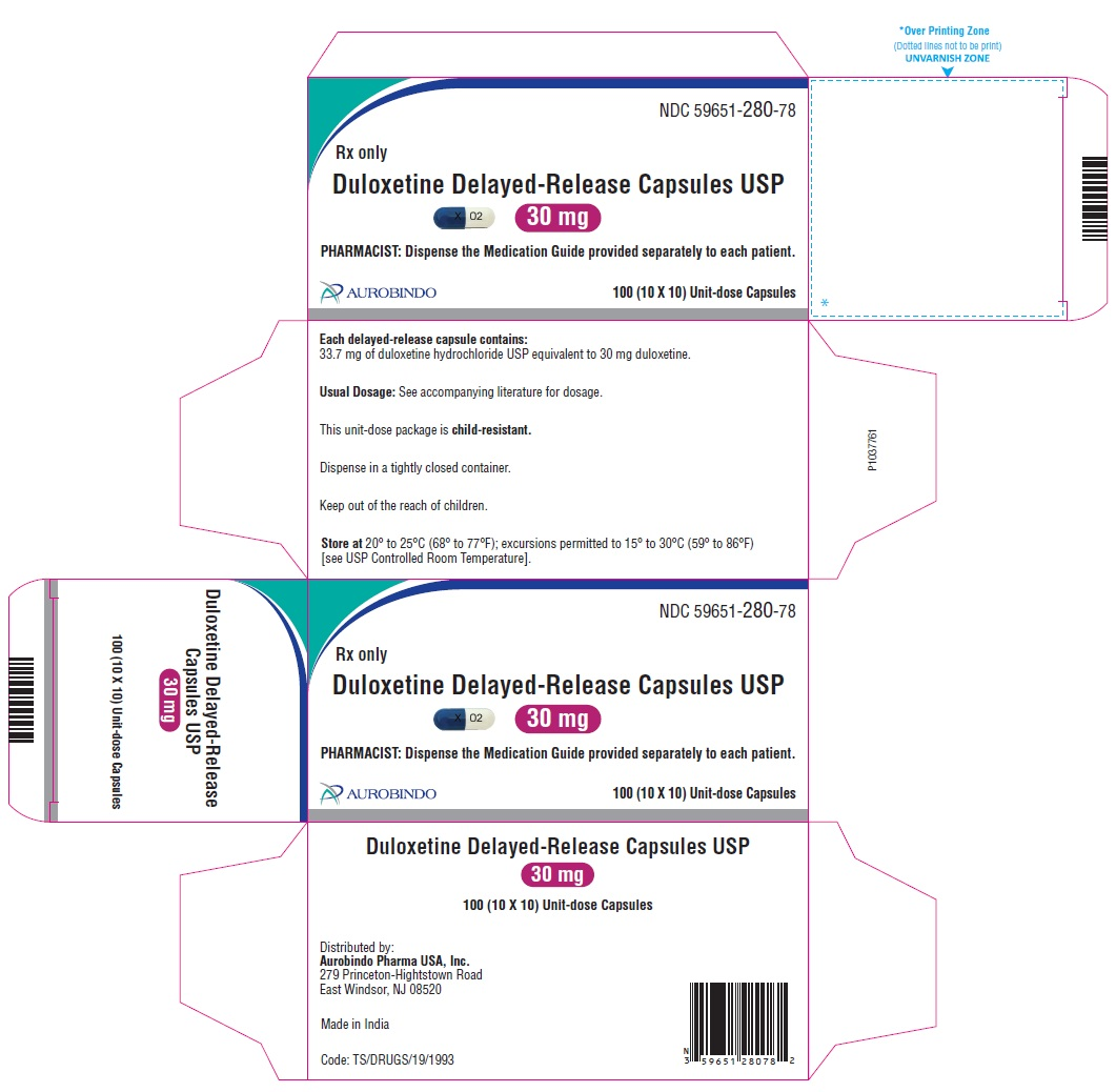 PACKAGE LABEL-PRINCIPAL DISPLAY PANEL - 30 mg Blister Carton (10 x 10 Unit-dose)