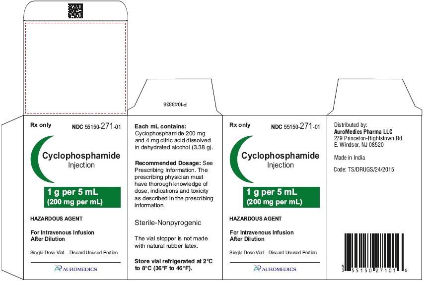 PACKAGE LABEL-PRINCIPAL DISPLAY PANEL-1 g per 5 mL (200 mg per mL) - Container-Carton (1 Vial)