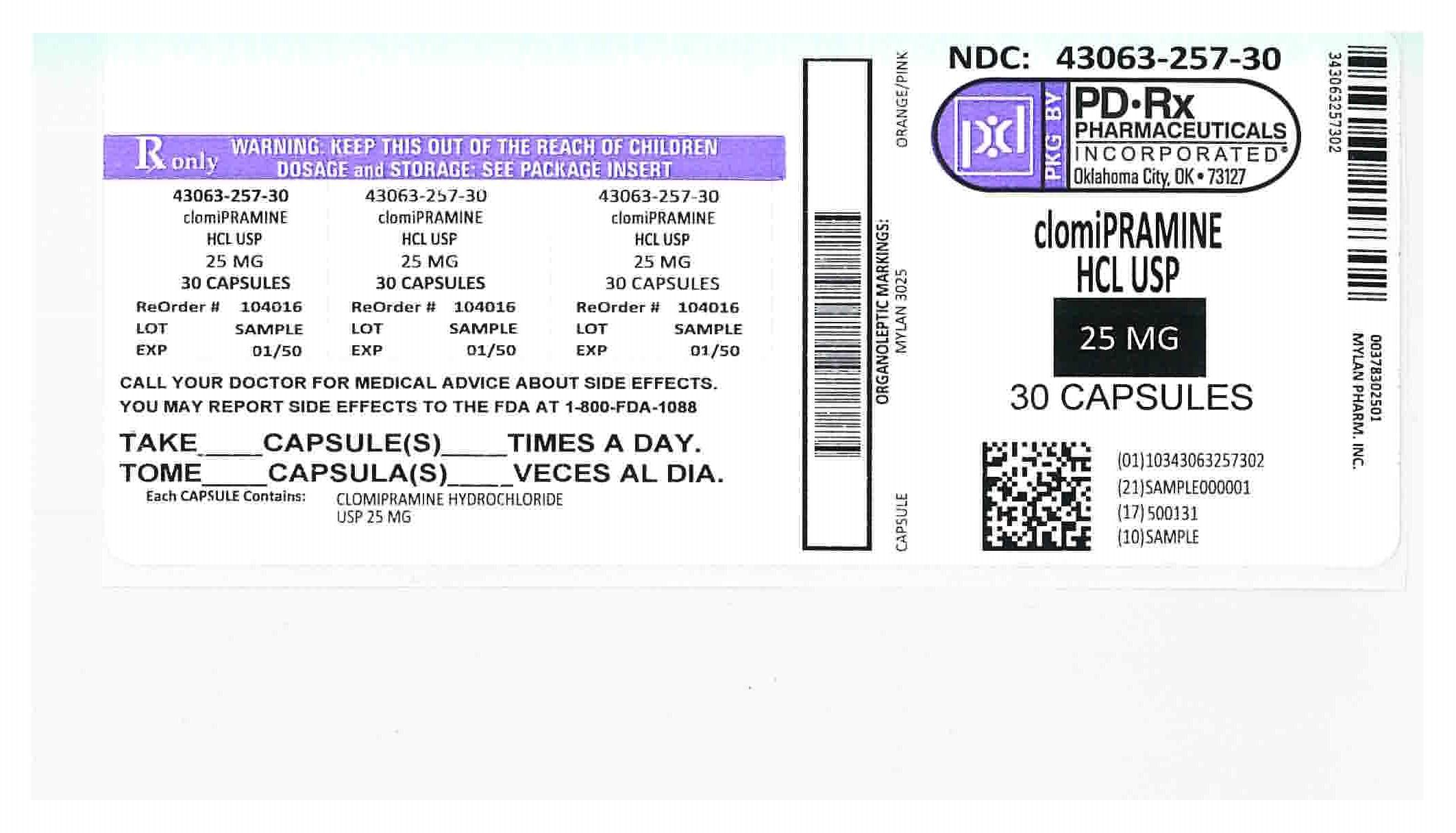 43063257 Label