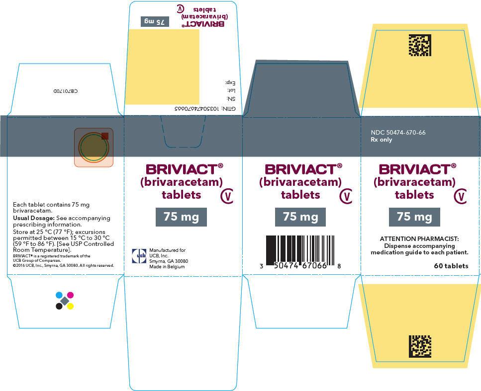 PRINCIPAL DISPLAY PANEL - 75 mg Tablet Bottle Carton