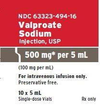 vial tray label