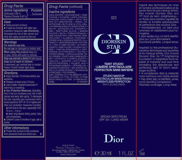 Dior Skin Star 023
