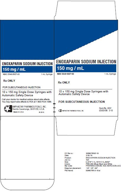 Carton Stock No.: 5607 (Principal Panel)