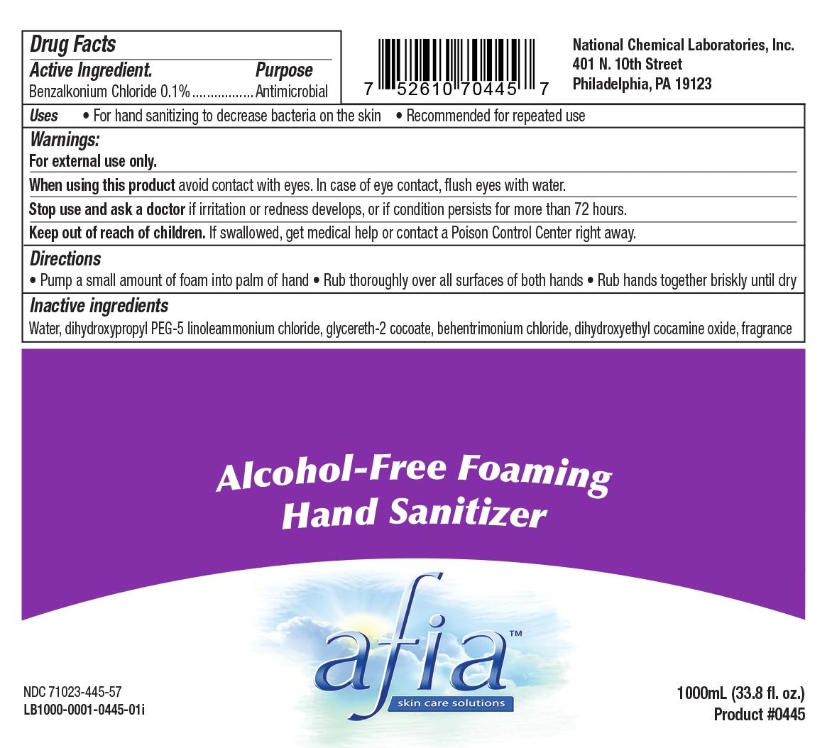 Active Ingredient. Purpose Benzalkonium Chloride 0.1%...........Antimicrobial