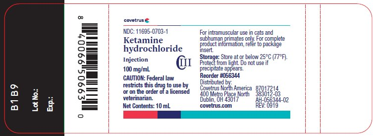 Picture of 10 mL container label