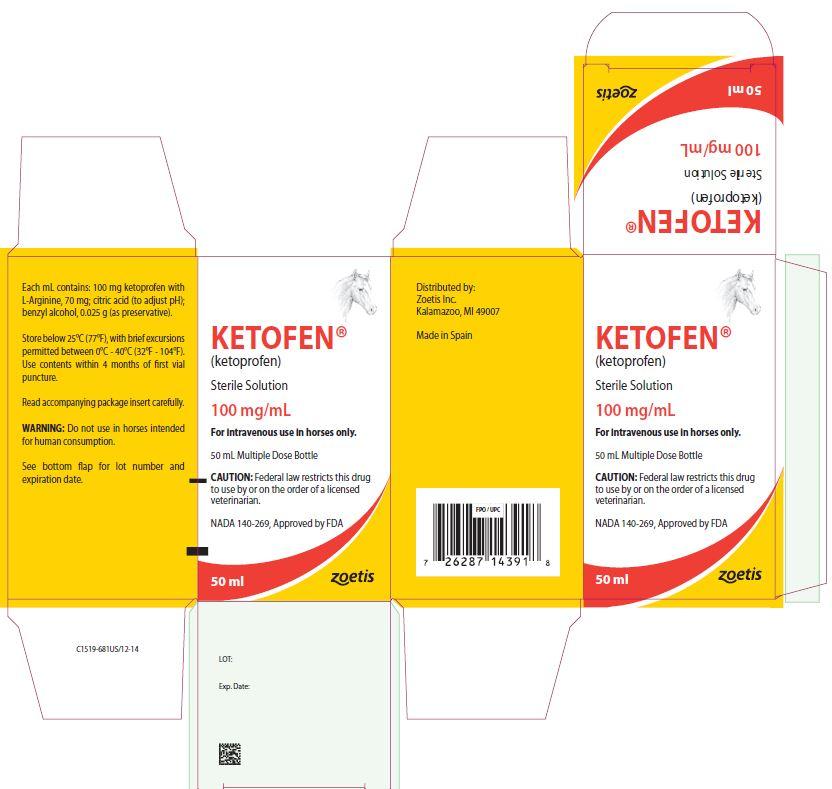 50 mL Bottle Label