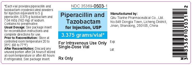 PRINCIPAL DISPLAY PANEL - 3.375 gram Vial Label
