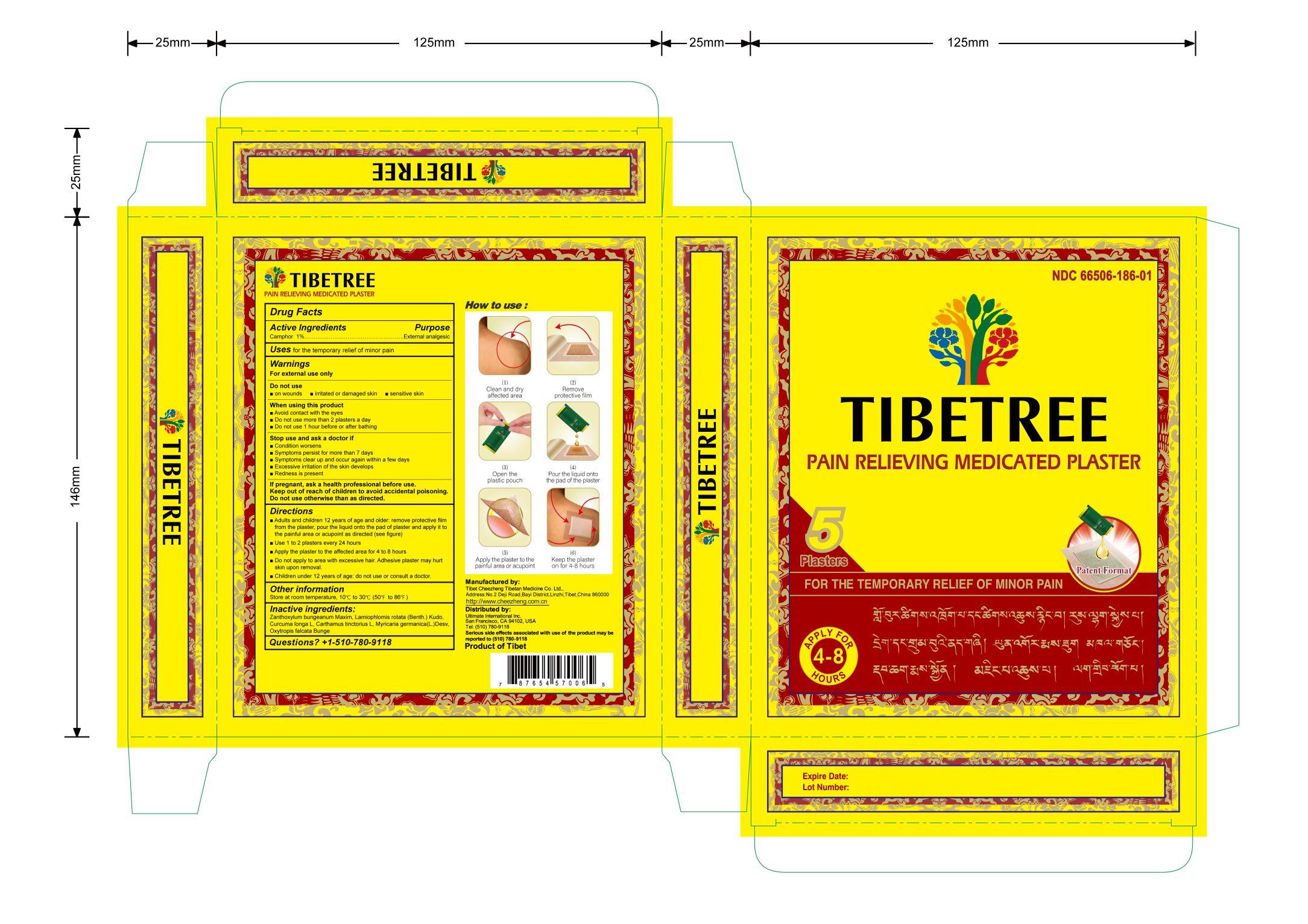 Tibetree PDP