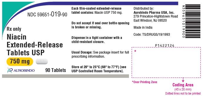 PACKAGE LABEL-PRINCIPAL DISPLAY PANEL - 750 mg (90 Tablets Bottle)
