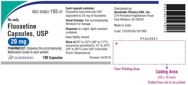 PACKAGE LABEL-PRINCIPAL DISPLAY PANEL - 20 mg (100 Capsules Bottle)