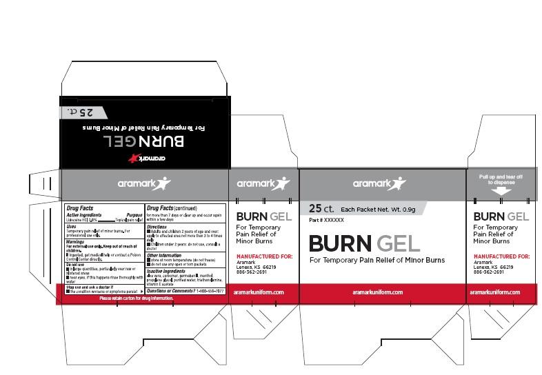 5000-5 Burn Gel Box