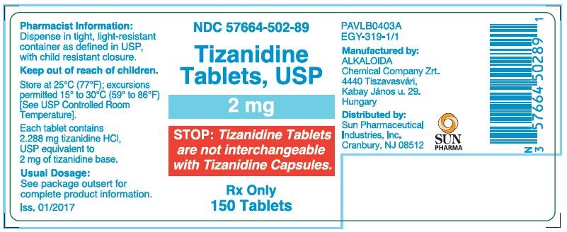 Tizanidine-5