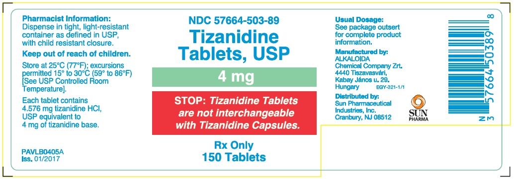 Tizanidine-6