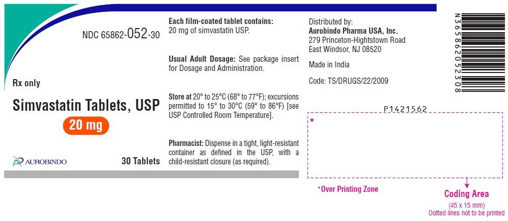 PACKAGE LABEL-PRINCIPAL DISPLAY PANEL - 20 mg (30 Tablets Bottle)