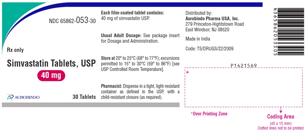 PACKAGE LABEL-PRINCIPAL DISPLAY PANEL - 40 mg (30 Tablets Bottle)