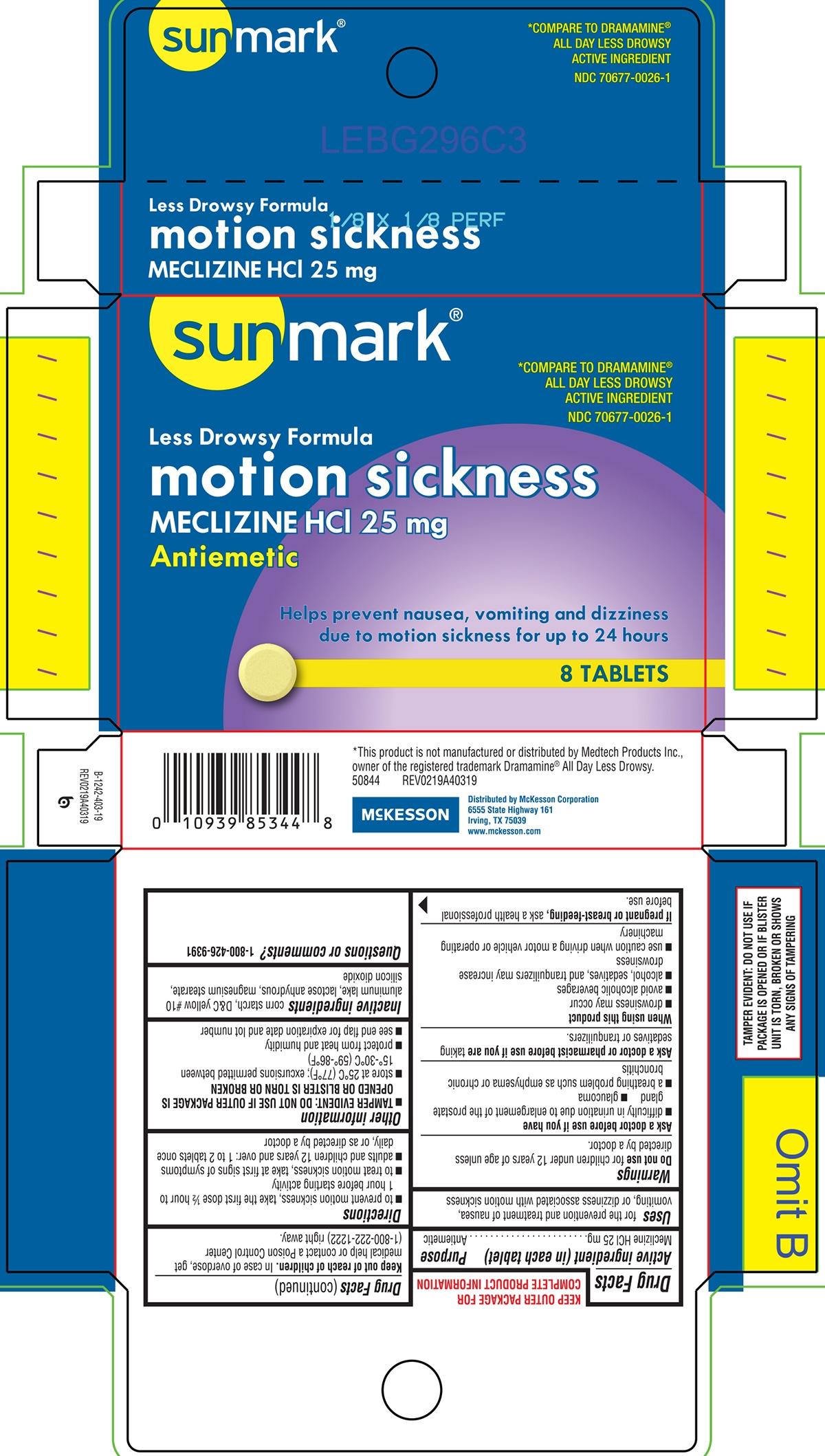 Sunmark 44-403