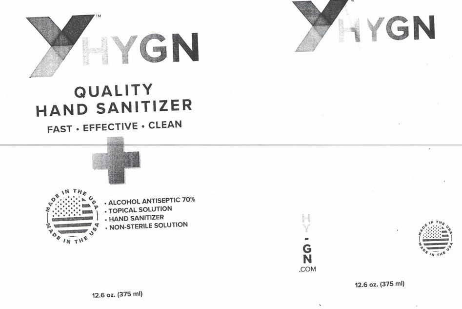 01b LBL_Yhygn_Hand Sanitizer