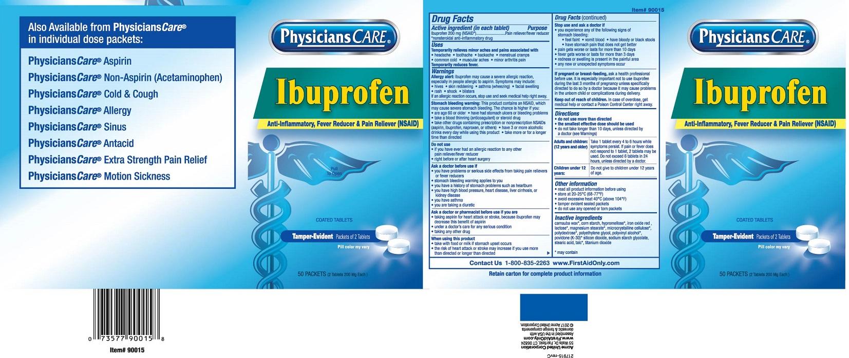 PC 90015 Ibuprofen