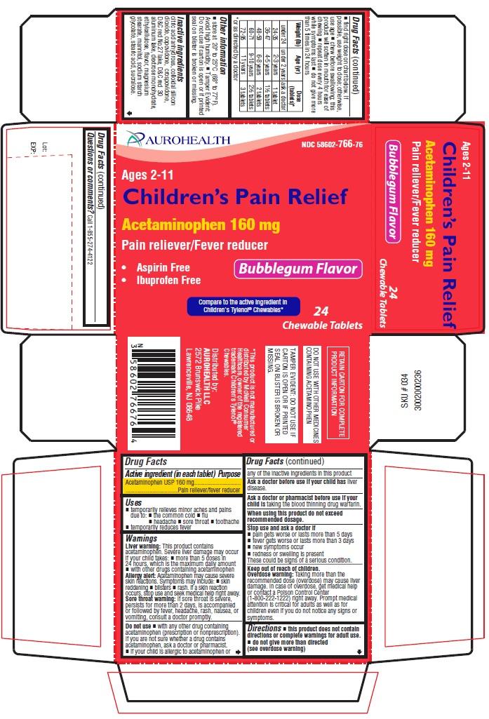 PACKAGE LABEL-PRINCIPAL DISPLAY PANEL - 160 mg (24 Chewable Tablets)