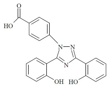 spl-deferasirox-chemical-structure