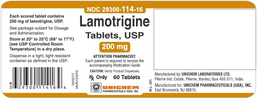 60T label-200 mg