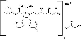 atorvastatin-glycol-solvate