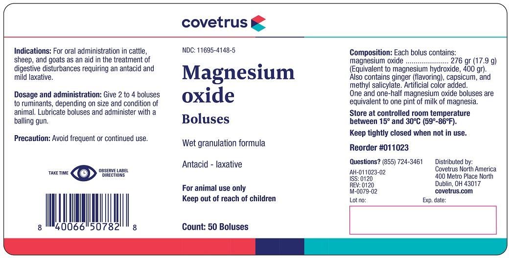 Covetrus Mag Bolus 21