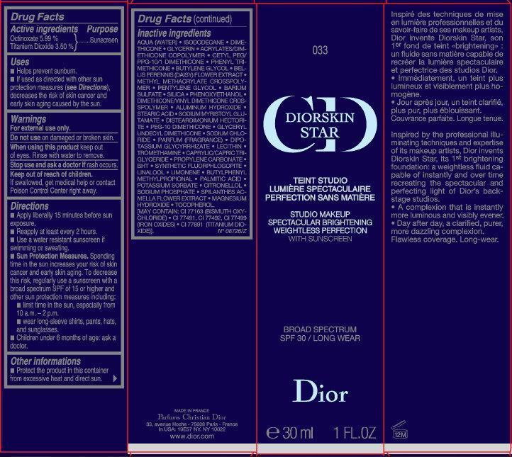 Dior Skin Star 033