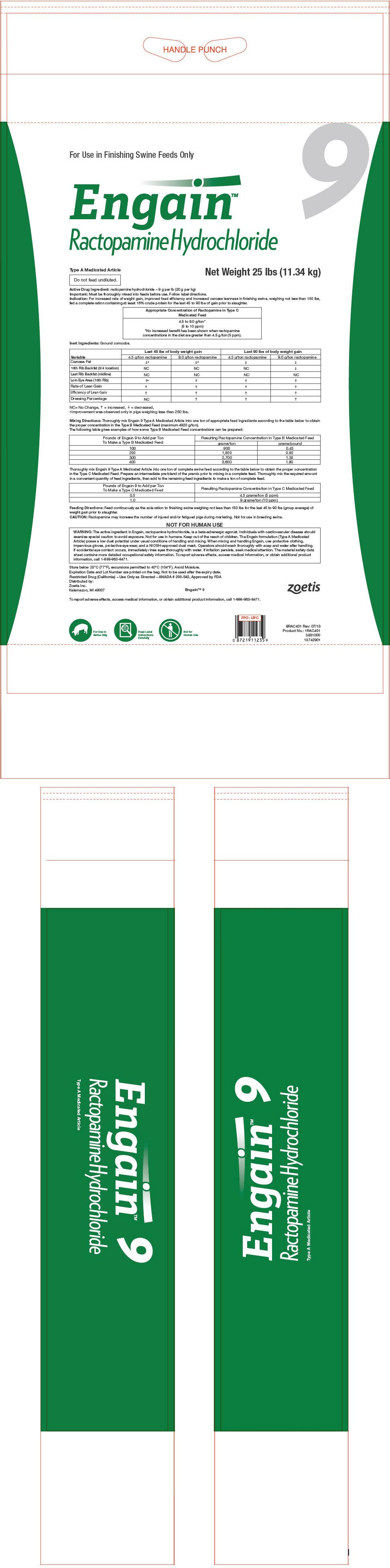 PRINCIPAL DISPLAY PANEL - 11.34 kg Bag Label