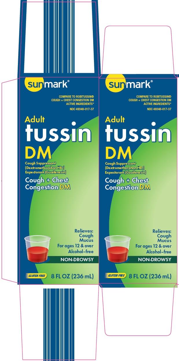 Sunmark Adult Tussin DM Image 1